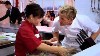Thai Fishcakes Competition - Gordon Ramsay