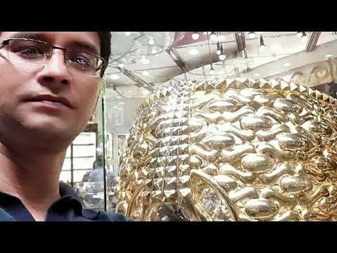Travel Vlog | Explore Dubai : Dubai Desert / Gold Souk / Spice Souk / Dubai Mall / Burj Khalifa
