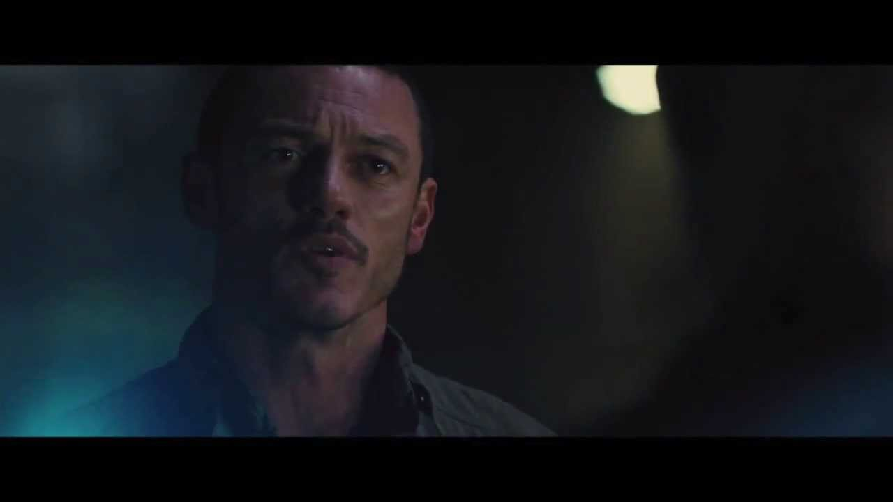 LUKE EVANS - OWEN SHAW FAST AND FURIOUS 6 LOUDER
