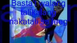 Sa kuko ng agila - Freddie Aguilar w/ ly...