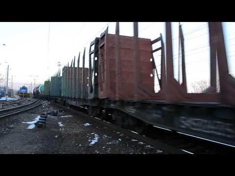 2ТЭ10В-4241, станция Киров