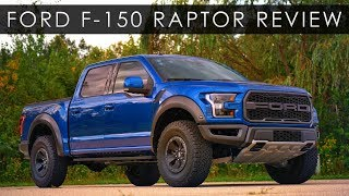 Review | 2017 Ford F-150 Raptor | Want vs. Need thumbnail