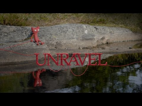 The Fantastic-Looking 'Unravel' Stars A Character That's Literally Made Of Love