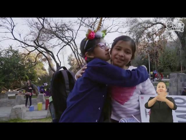Mundo de amigos: Malak y Sofía | Videos infantiles en lengua de señas