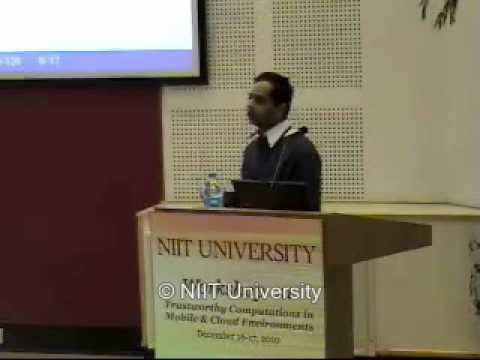 Dr. Somitra Sanadhya - Cryptanalysis of Tav-128 hash function