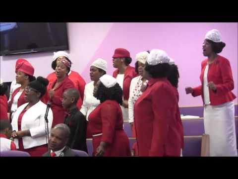 F.U.T.I.M. Youth Choir - Let The Church Be The Church