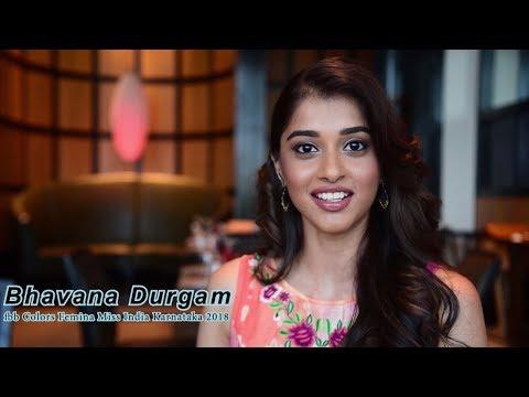 Introducing fbb Colors Femina Miss India Karnataka 2018 Bhavana Durgam