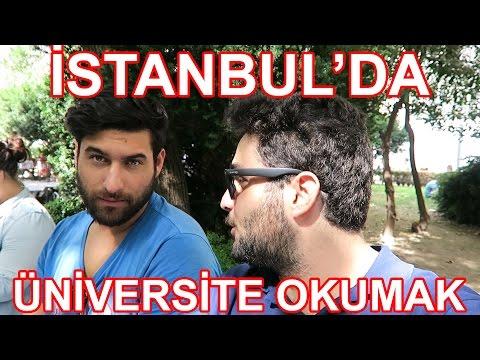 İstanbul Üniversitesi'ne Şehir dışından Gelmek