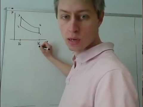 Air-standard analysis of Otto and Diesel cycles: thermodynamics example question