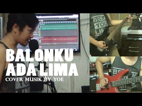 Lagu Anak - Balonku ada Lima (Cover Rock Style by Yoe)