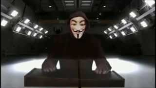 Anonymous Liberation Army Message to the people (Attention! United States Commander and Chief)