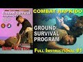 Combat Hapkido Ground Survival Program Full Instructional-1