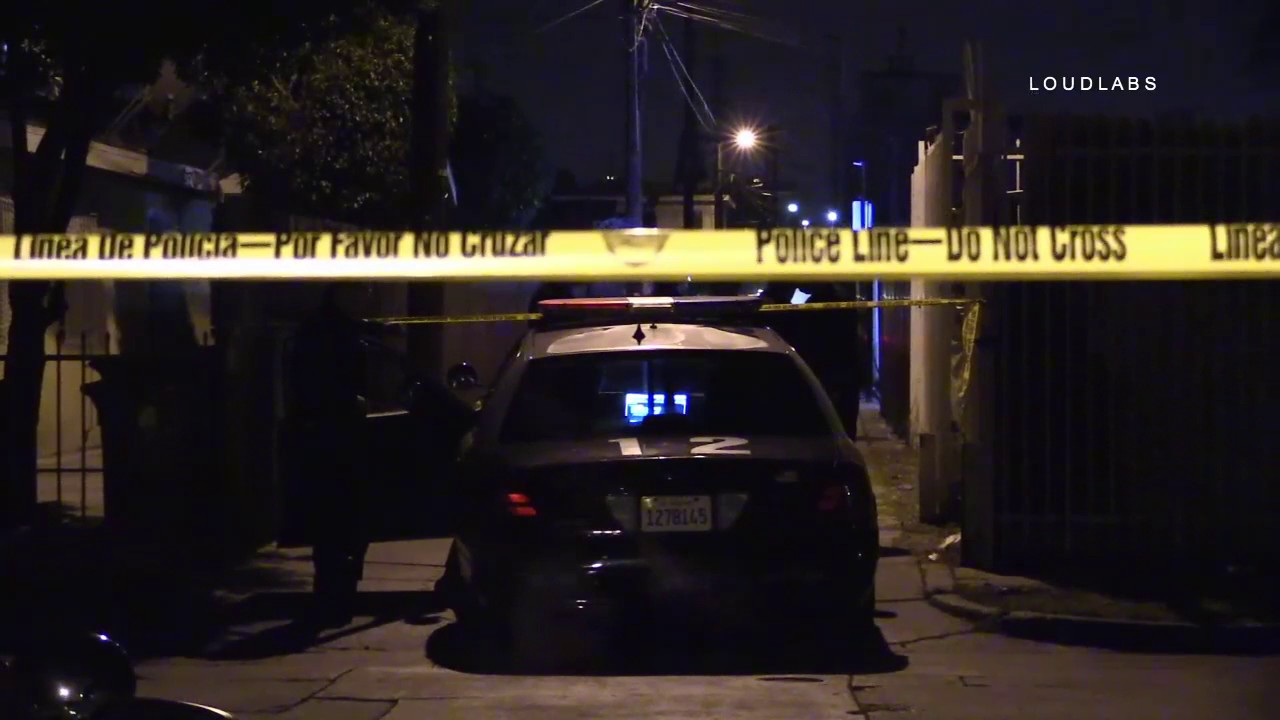 Shooting Raw Footage: Double Fatal Shooting / South LA RAW FOOTAGE