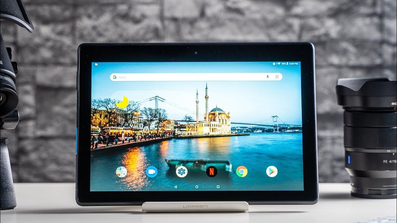 Lenovo Tab E10 Test: Ein 10 Zoll Billig-Tablet für ab 99 Euro | Deutsch - YouTube