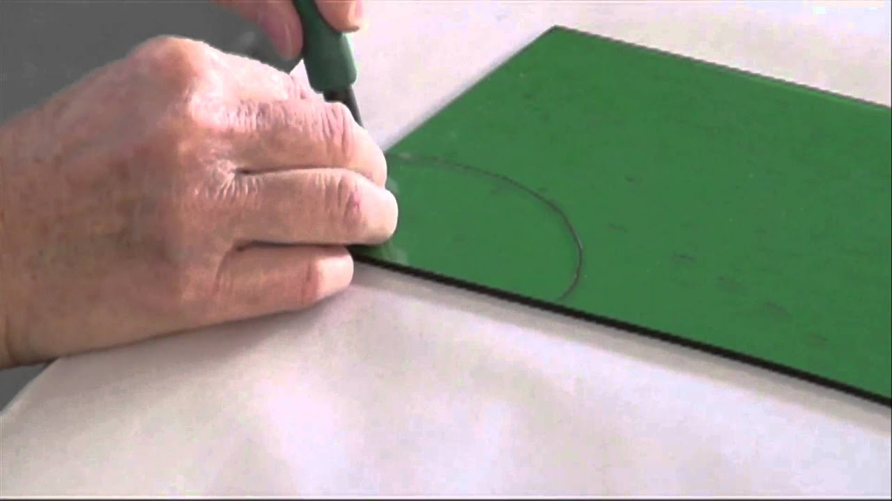 How to Cut Stained Glass