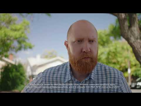 RAA 'Golf Buddy' Car Insurance Commercial