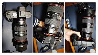 SONY A7 ii Full frame ตัวเริ่มต้น กับ คุณภาพงานวิดีโอ  | อ.ธิติ ธาราสุข ARTT Master