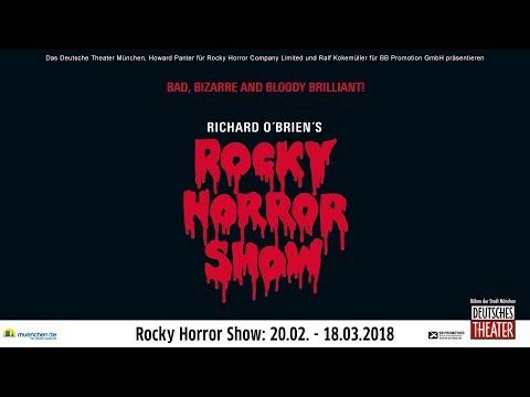 Rock Horror Show im Deutschen Theater München