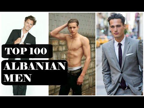 TOP 100 ALBANIAN MEN