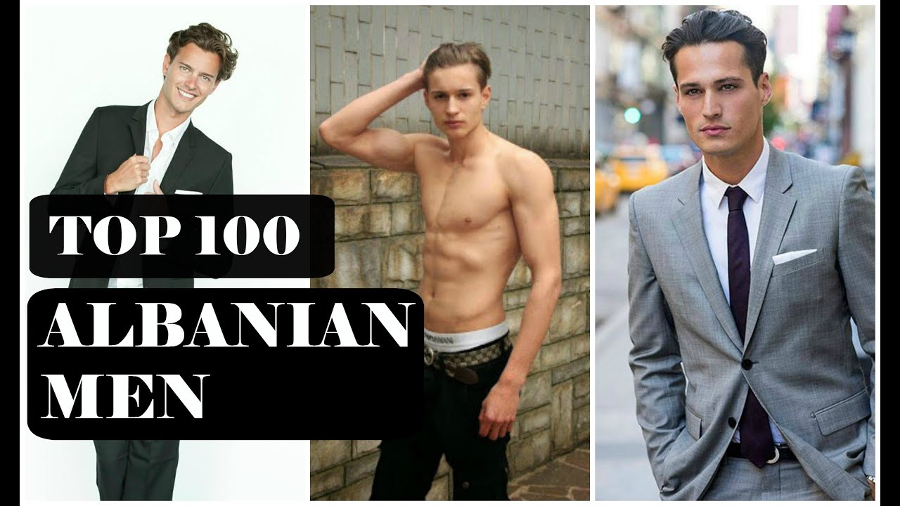 Meet albanian men
