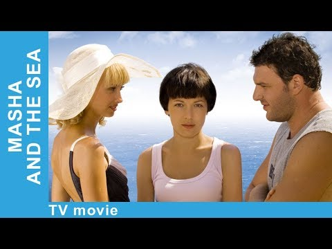 Masha And The Sea. Russian Movie. StarMediaEN. Love Detective. English Subtitles