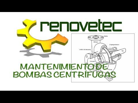 MANTENIMIENTO DE BOMBAS CENTRÍFUGAS thumbnail
