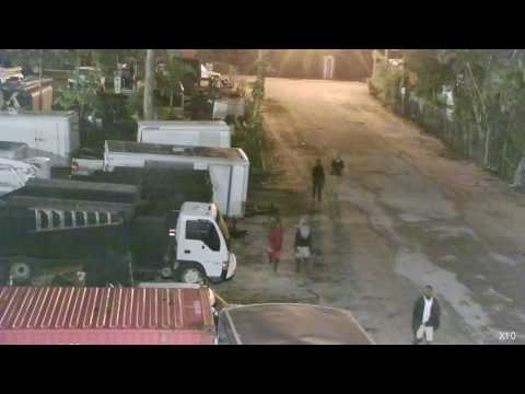 Storage Lot Thieves Apprehended