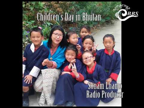 Children's Day in Bhutan