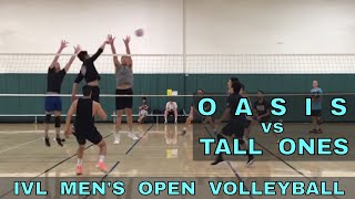 Oasis vs Tall Ones - IVL Men