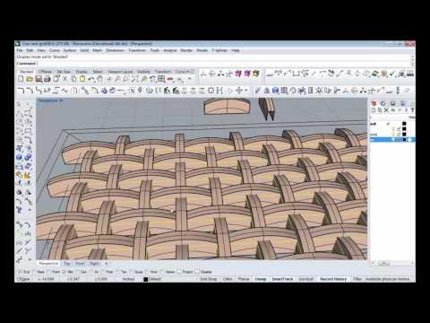 Wood vent CNC