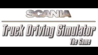 ✯Scania Truck Driving Simulator✯ Carnet de conducir Gameplay