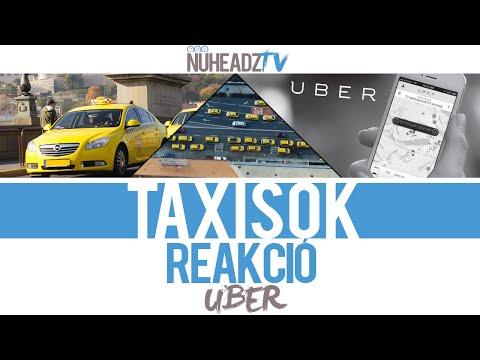 A taxisok élete / Taxi vs Uber   NuHeadzTV