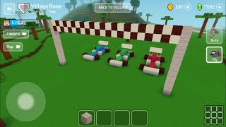 Block Craft 3D : Building Simulator Games For Free Gameplay#351 (iOS & Android) | F-1 Finish Line