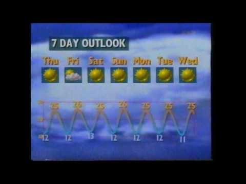 National Nine News Brisbane: September 11 Bulletin - Local Sport & Weather (2001)