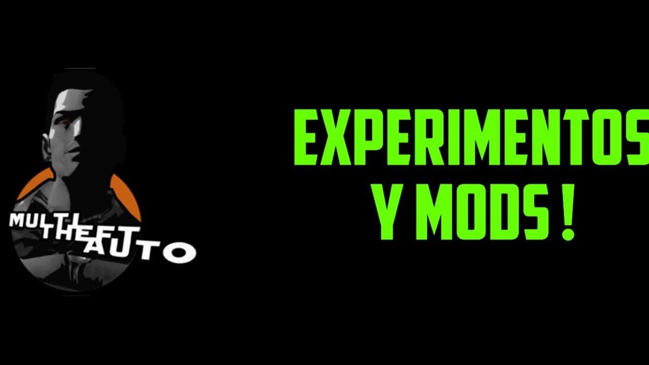 RESOURCES + EXPERIMENTO | MTA SA - PATRON GTA