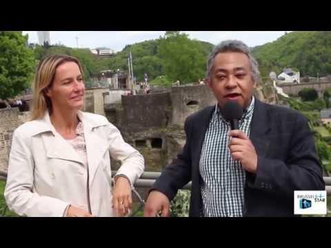 Luxembourg (1): Présentation de la ville