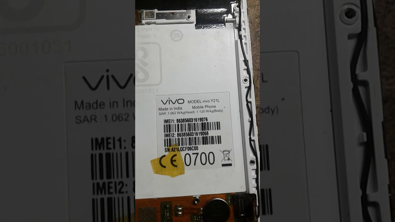 Vivo Y21l Display Light Solutions 100