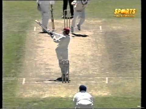 Stuart Law 216 vs New South Wales 1998/99 Manuka Oval Canberra