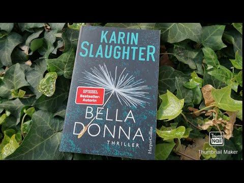Belladonna YouTube Hörbuch Trailer auf Deutsch