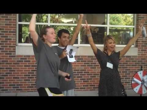 KFRX Tuition Mission 2011 - Day 1 Recap