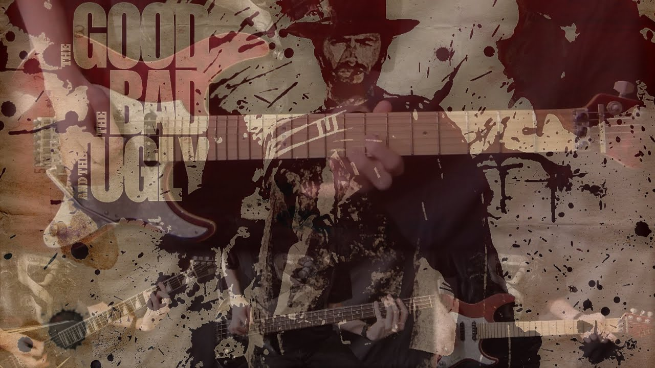 The Good The Bad And The Ugly Medley Rock Metal Version By