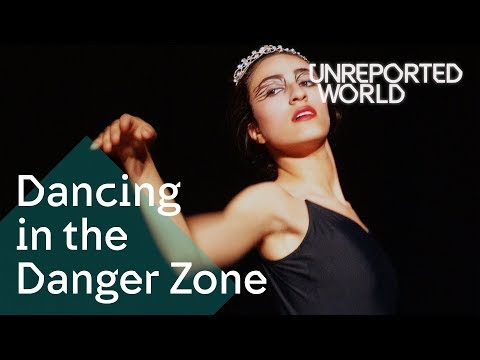 Risking their lives to dance in Iraq | Unreported World
