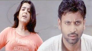 Charmy Kaur Commanding Sumanth Funny Scene || Telugu Movie Comedy Scenes || Today Telugu Movies