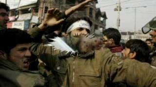 "Kashmir banega Pakistan ""mere watan tere janat main aainge ek din"""