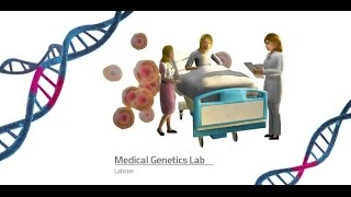 Labster - Medical Genetics Virtual Lab Simulation