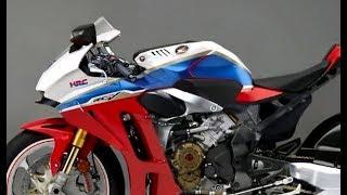 2019 Honda RVF1000 V4 Superbike | Honda V4 Engine rivals Panigale V4 in Superbike