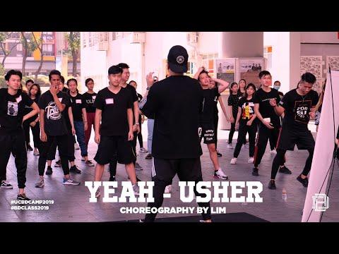#BDCLASS - Yeah By Usher (SQRTL SQUAD & GIL-T Basshall Remix) || Choreography By Lim