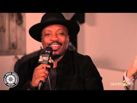 Anthony Hamilton At The Guild Of Music Supervisors Awards 2015