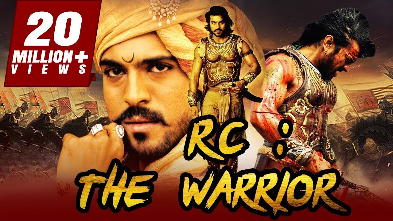 RC: The Warrior (2019) New Released Full Hindi Dubbed Movie | Ram Charan, Kajal Aggarwal