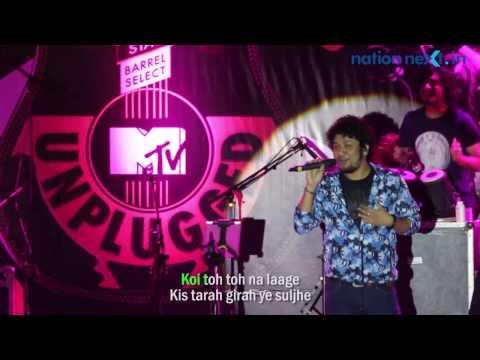 Moh Moh Ke Dhage: Papon Live at Royal Stag Barrel Select MTV Unplugged Season 6 in Nagpur